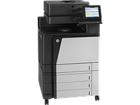 МФУHP A2W75A Color LaserJet Flow M880z MFP (A3) Printer/Scanner/Copier /Fax/ADF, 600 dpi , 800 MHz, 46 ppm A4, 1.5Gb+320GB, 100+500+3x500 pages tray,