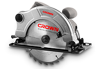 Дисковая (циркулярная) пила CROWN CT15074, 1200W