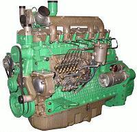 Двигатель ММЗ Д-260.4