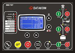 DKG-727 Модуль синхронизации сети и генераторов