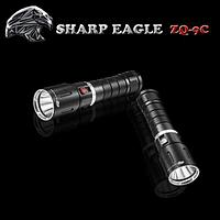 SHARP EAGLE ZQ-9C XML-T6 18650 1800LM LED Дайвинг-фонарик