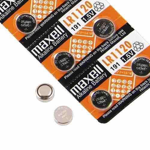 Батарейка Maxell LR1120 G8/191A 1.5V