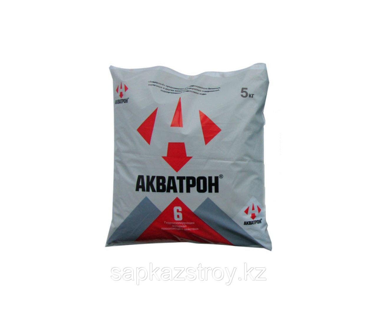 Гидроизоляция проникающая АКВАТРОН-6