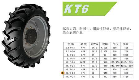 8,3-24 8PR 108A6 KT6 Kunlun, фото 2