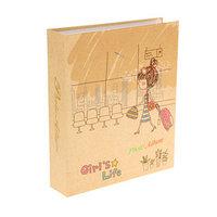 Фотоальбом на 80 фото 10х15 см Игрушки для девочки МИКС в коробке 23х19,3х5,2 см