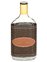 """Стеклянная бутылка МАГАРЫЧ """"ВОСК"""", коричневый"""
