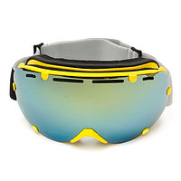 Unisex Анти Fog UV Dual Объектив Зимние гонки Outdooors Snowboard Ski Goggles Sun Glassess CRG101-4