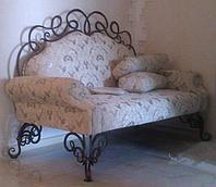 Кованные диван