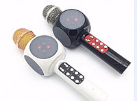Караоке микрофон WSTER 1816 оригинал с доставкой на дом.