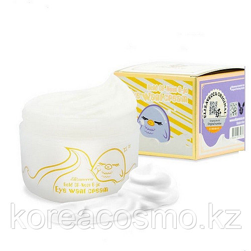 Elizavecca крем для век с экстрактом ласточкиного гнезда Elizavecca Gold CF-Nest B-Jo Eye Want Cream