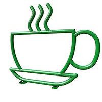 "Велопарковка. Велопарковка ""Чашка кофе""., фото 1"