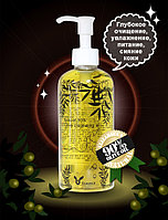 Гидрофильное масло Elizavecca Natural 90% Olive Cleansing Oil 300мл
