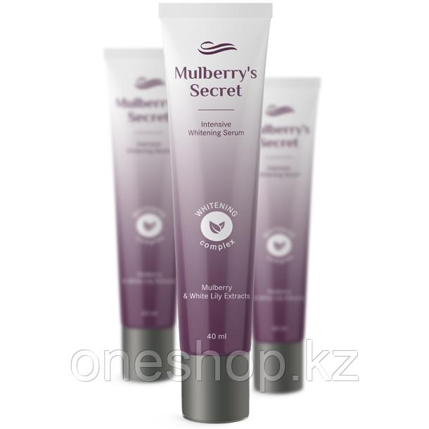 Сыворотка Mulberry's Secret от пигментации (отбеливающая)