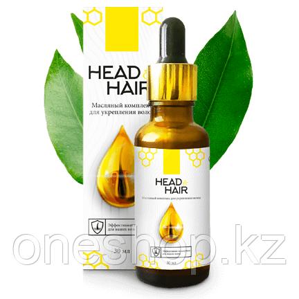 Масляный комплекс Head&Hair для волос