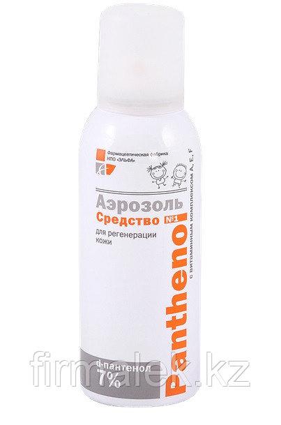 Panthenol аэрозоль c витаминным комплексом А, E, F