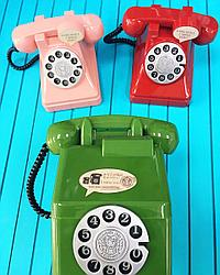 Копилка ретро телефон.