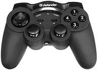 Геймпад беспроводной Defender Game Racer Wireless G2 USB