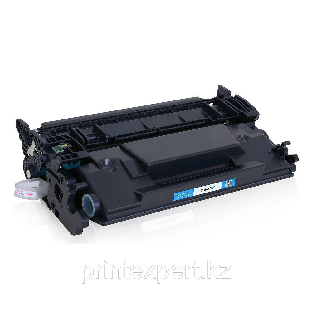 Картридж CF226X 26X Black LaserJet Toner Cartridge for LaserJet M426/M402, up to 3100 pages ;