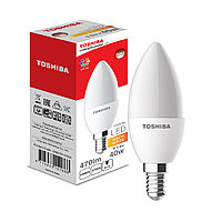 Candle 40W 2700K 80Ra Dim E14 Frosted-1PK