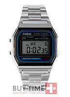 Часы CASIO A158WA-1DF