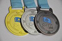 Готовые медали Казахстана