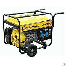 Бензиновый сварочный генератор Champion GW200AE