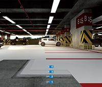 Mapefloor Parking System МE