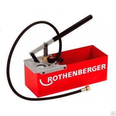 Опрессовщик ручной rothenberger tp 25