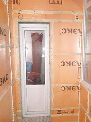 Утепление балкона с обшивкой декор панелью Акбулак 3 23
