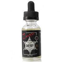 "Жидкость для электронных сигарет ""Zorgan"" Sheriff 30 мл.  0, 3, 6  mg"