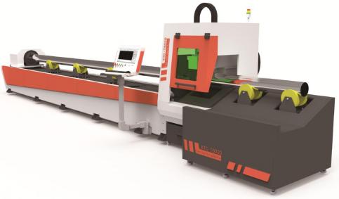 Оборудование для волоконной лазерной резки труб XTC-T6020