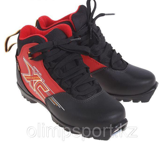 Ботинки лыжные NNN