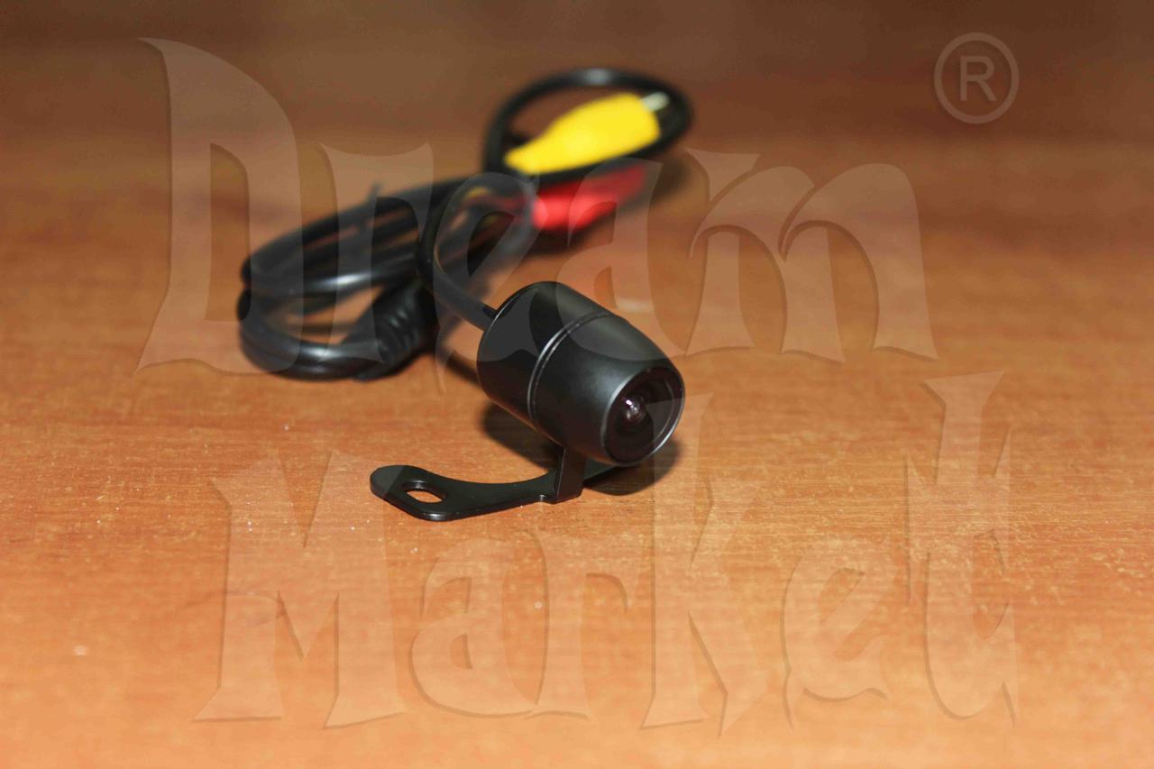 Камера заднего вида E-165, цветная, на ножке, с разметкой, универсальная