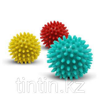 Массажный игольчатый мяч (с шипами), 5см
