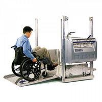 Мобильная платформа для инвалидных колясок
