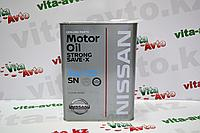 Nissan Motor Oil Strong Save X 5W-30 SN
