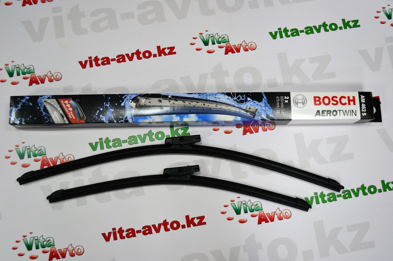 Щетки стеклоочистителя бескаркасные 600 мм и 475 мм