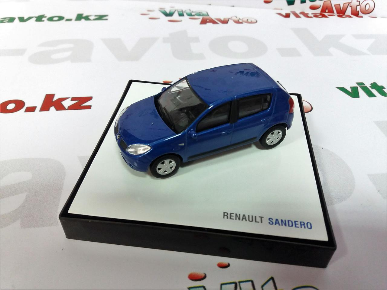 Модель автомобиля Renault Sandero