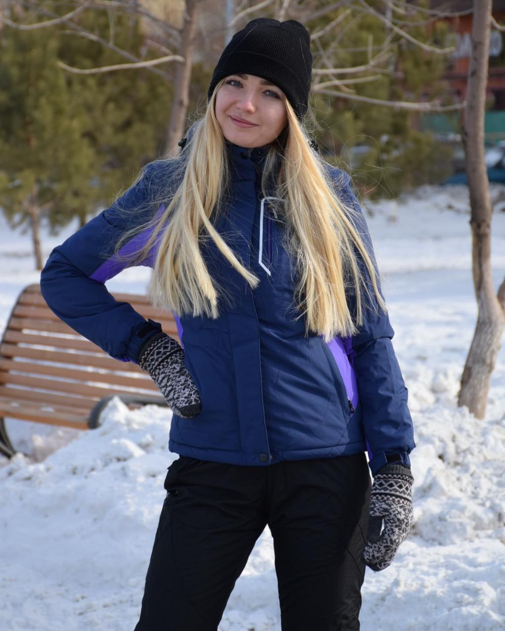 Костюм горнолыжный женский