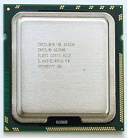 Процессор Intel Xeon X5550 Gainestown (2667MHz, LGA1366, L3 8192Kb), SLBF5, tray