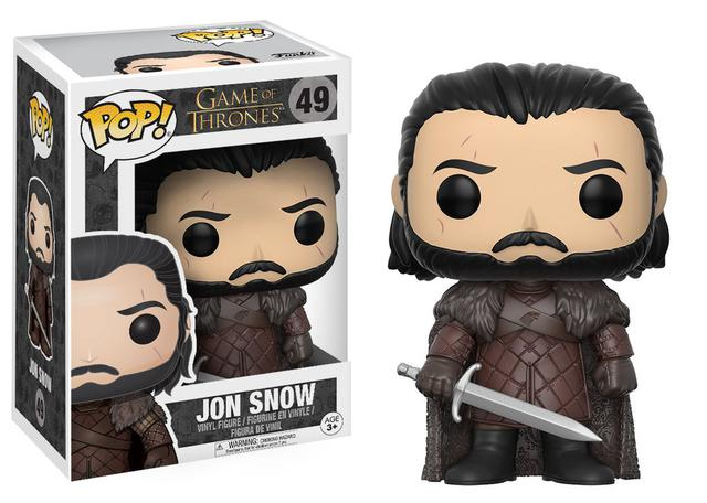 "Фигурка ""Игра престолов – Джон Сноу"" (#49 Game Of Thrones – Jon Snow Pop! Vinyl Figure)"