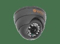 Антивандальная камера VeSta VC-2444 AHD FullHD, титан