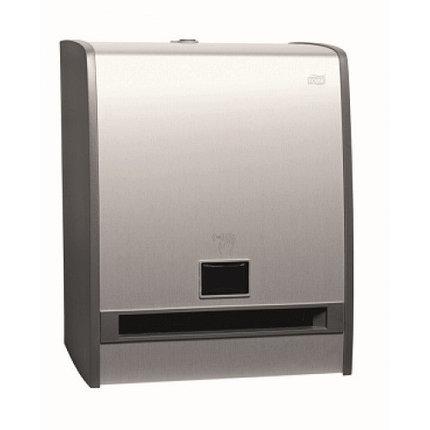 Диспенсер для полотенец Tork Aluminium 459500 автоматический, фото 2