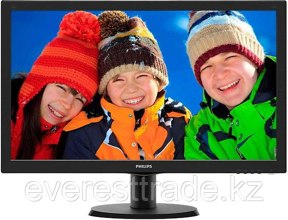 Монитор LCD 23,6'' Philips 243V5QHSBA/01, фото 2