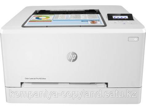 HP Color LaserJet Pro M254nw Printer (A4)