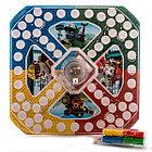 Настольная игра Spinmaster с кубиком и фишками Щенячий Патруль, фото 2