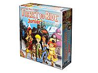 Настольная игра: Ticket to Ride Junior: Европа, фото 1