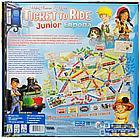 Настольная игра: Ticket to Ride Junior: Европа, фото 4