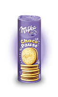 Milka Choco Pause Cookies (260 грамм. упаковка 18шт)