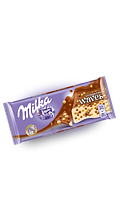Шоколад Milka Waves Cookie (81 грамм)